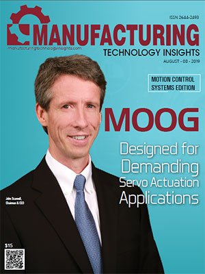 MOOG: Designed for Demanding Servo Actuation Applications